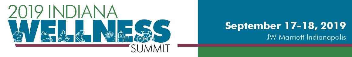 Indiana Health and Wellness Summit Logo